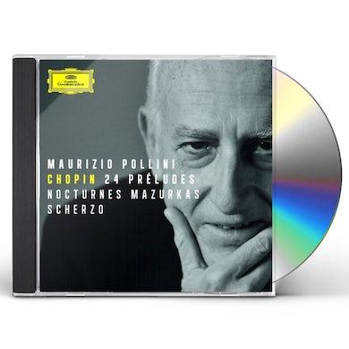 CHOPIN: PRELUDES ETC CD