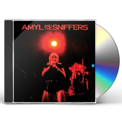 Amyl and The Sniffers BIG ATTRACTION & GIDDY UP CD