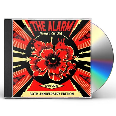 Alarm SPIRIT OF 86: 30TH ANNIVERSARY EDITION CD