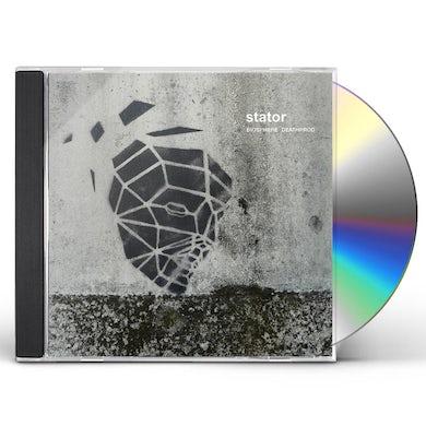 BIOSPHERE DEATHPROD STATOR CD