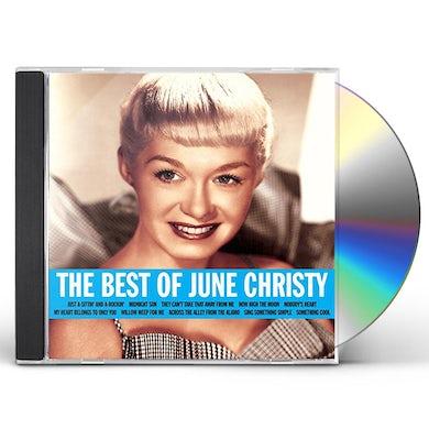BEST OF JUNE CHRISTY CD