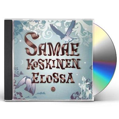 Samae Koskinen ELOSSA CD
