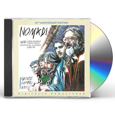 Nomadi GENTE COME NOI (25TH ANNIVERSARY EDITION) CD