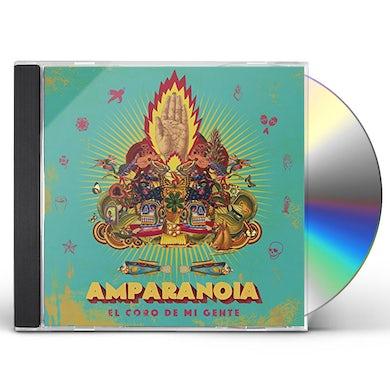 Amparanoia EL CORO DE MI GENTE CD