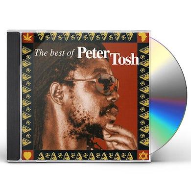 Peter Tosh SCROLLS OF THE PROPHET: BEST OF CD