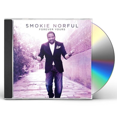 Smokie Norful FOREVER YOURS CD