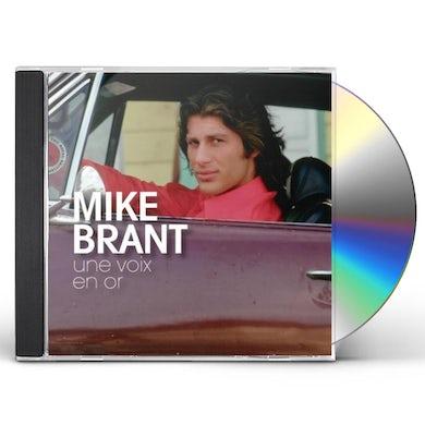 Mike Brant UNE VOIX EN OR CD