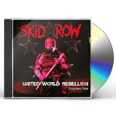 Skid Row UNITED WORLD REBELLION-CHAPTER ONE CD