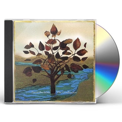 David Berkeley CONFLUENCE CD