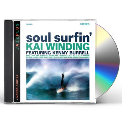 Kai Winding SOUL SURFIN' + MONDO CANE 2 CD