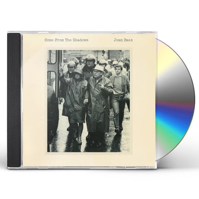 Joan Baez COME FROM THE SHADOWS CD
