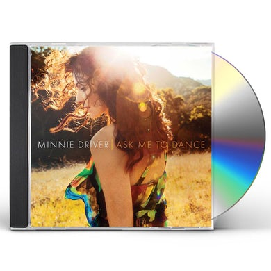 Minnie Driver ASK ME TO DANCE CD
