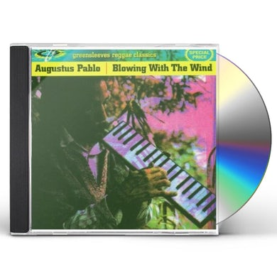 Augustus Pablo BLOWING WITH THE WIND CD