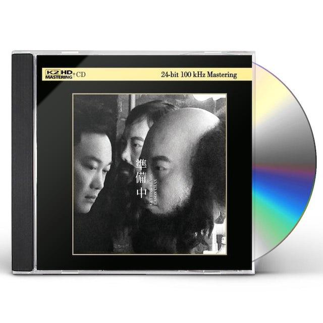 Eason Chan GETTING READY CD
