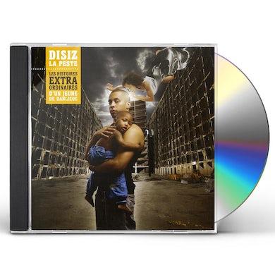 LES HISTOIRES EXTRA / ORDINAIRES D'UN JEUNE CD