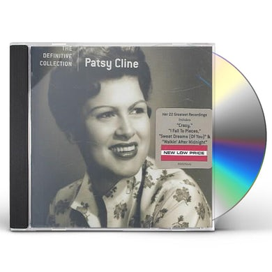Patsy Cline The Definitive Collection CD