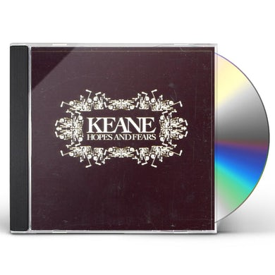 Keane HOPES & FEARS CD