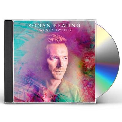 Ronan Keating TWENTY TWENTY CD
