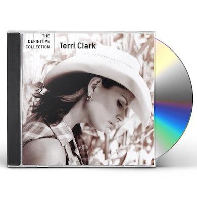 Terri Clark DEFINITIVE COLLECTION CD