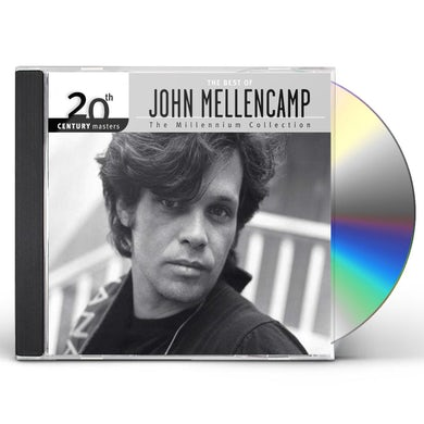 20TH CENTURY MASTERS: THE BEST OF JOHN MELLENCAMP CD