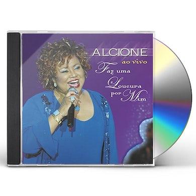Alcione FAZ UMA LOUCURA POR MIM: AO VIVO CD