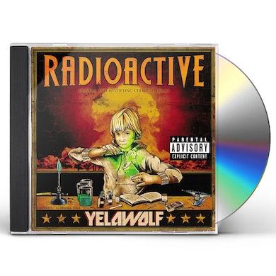 Yelawolf Radioactive (Explicit) CD