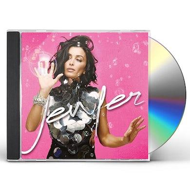 Jenifer LAMOUR ET MOI CD