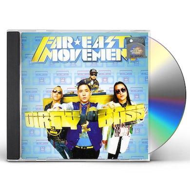 Far East Movement DIRTY BASS: INTERNATIONAL DELUXE EDITION CD