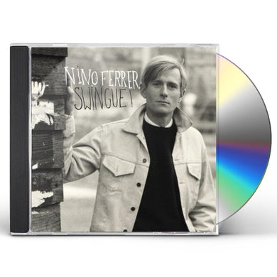 Nino Ferrer NINO SWINGUE CD
