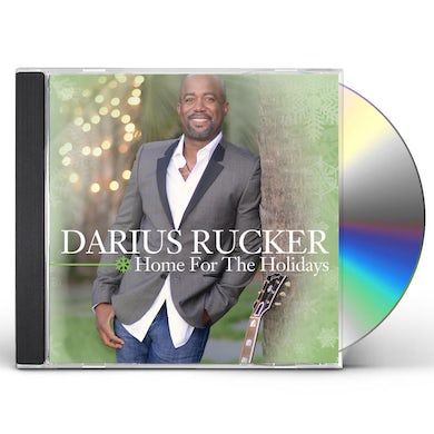 Darius Rucker HOME FOR THE HOLIDAYS CD