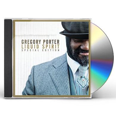 Gregory Porter LIQUID SPIRIT SPECIAL EDIT CD