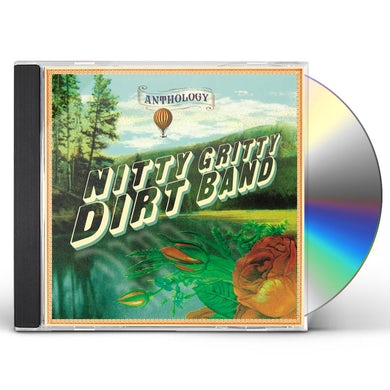 Nitty Gritty Dirt Band ANTHOLOGY CD