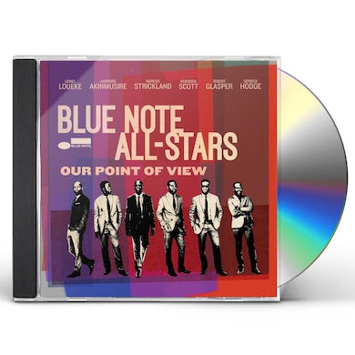 Blue Note All-Stars OUR POINT OF VIEW CD