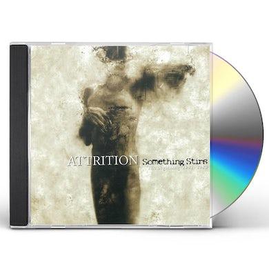 Attrition SOMETHING STIRS: THE BEGINNING 1981-83 CD
