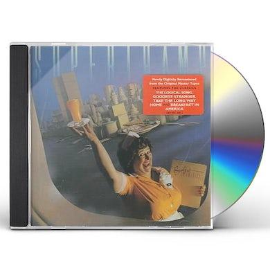Supertramp Breakfast In America (Remastered) CD
