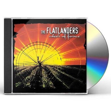 Flatlanders WHEELS OF FORTUNE CD