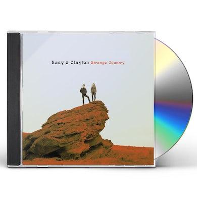 Kacy & Clayton STRANGE COUNTRY CD
