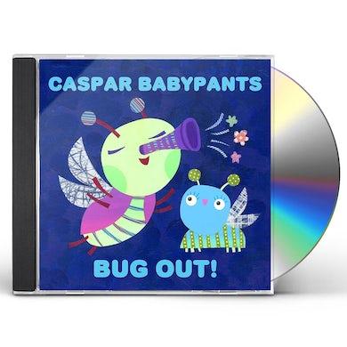 Caspar Babypants Bug Out! CD