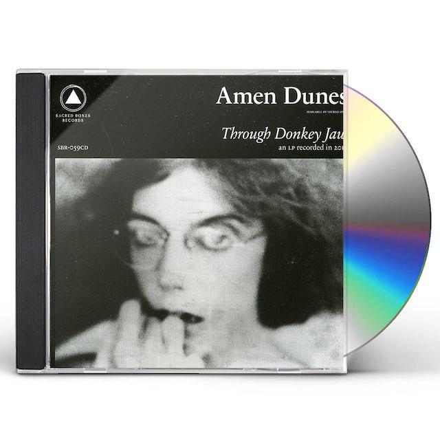 Amen Dunes THROUGH DONKEY JAW CD