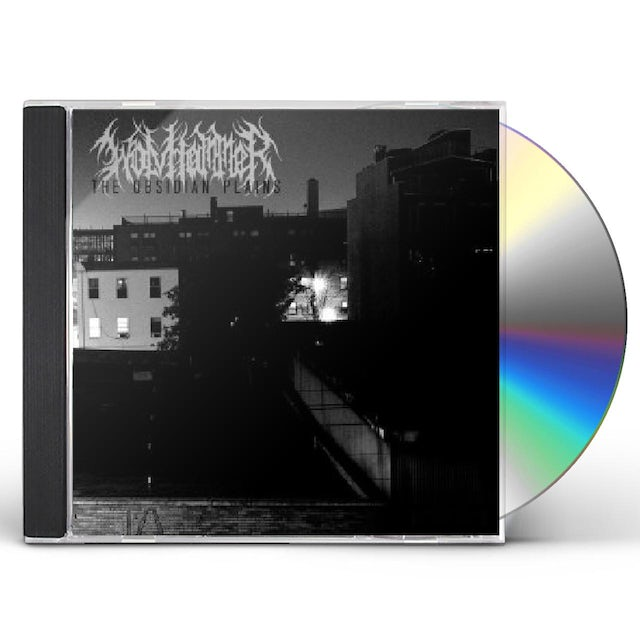 Wolvhammer OBSIDIAN PLAINS CD
