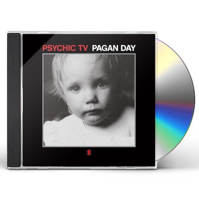 Psychic Tv PAGAN DAY CD