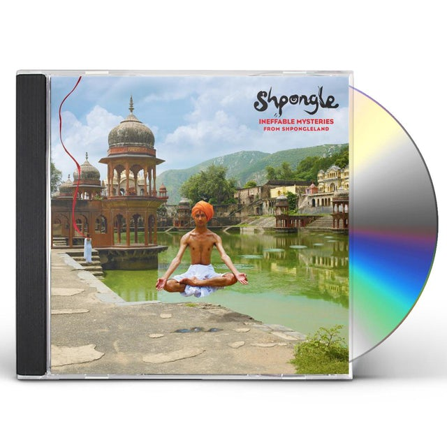 INEFFABLE MYSTERIES FROM SHPONGLELAND CD