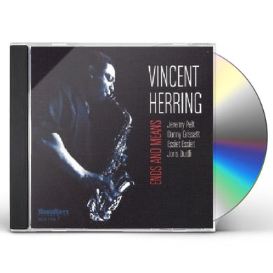 Vincent Herring ENDS & MEANS CD
