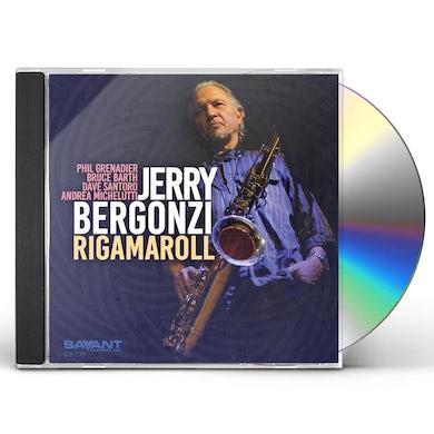 Jerry Bergonzi RIGAMAROLL CD