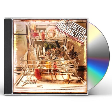 COUNTER PRODUCTIVE RECYCLE EVERYTHING CD