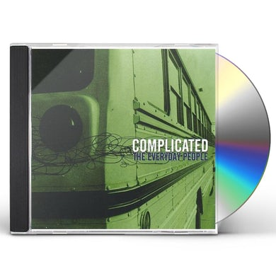 Everyday People COMPLICATED EP CD