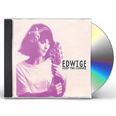 Edwige KEEP THE CHANGE CD