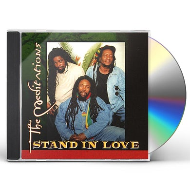 Meditations STAND IN LOVE CD