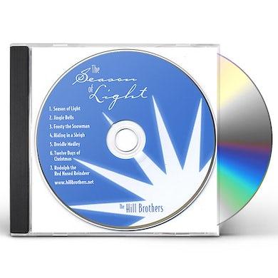 Hill Brothers SEASON OF LIGHT CD