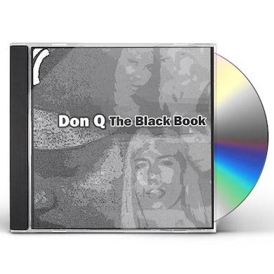 Don Q BLACK BOOK CD